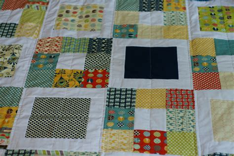 Modern Patchwork - modern quilt modern patchwork quilt custom quilt made to