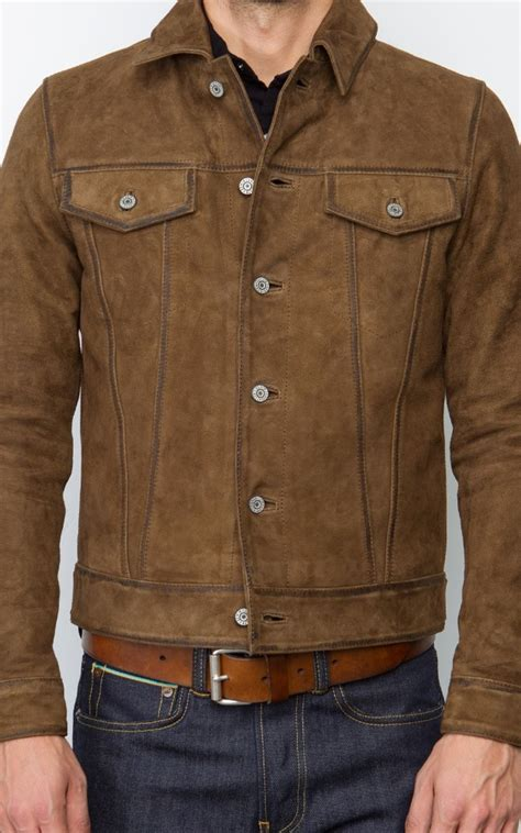 Suede Leather leather suede jackets mens cairoamani