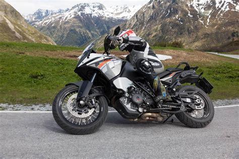 Ktm Schnellstes Motorrad by Ktm 1190 Adventure Test Ischgl Motorrad Fotos Motorrad