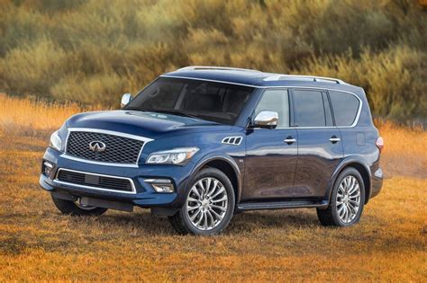 infiniti jeep 2017 2017 infiniti qx80 suv pricing for sale edmunds