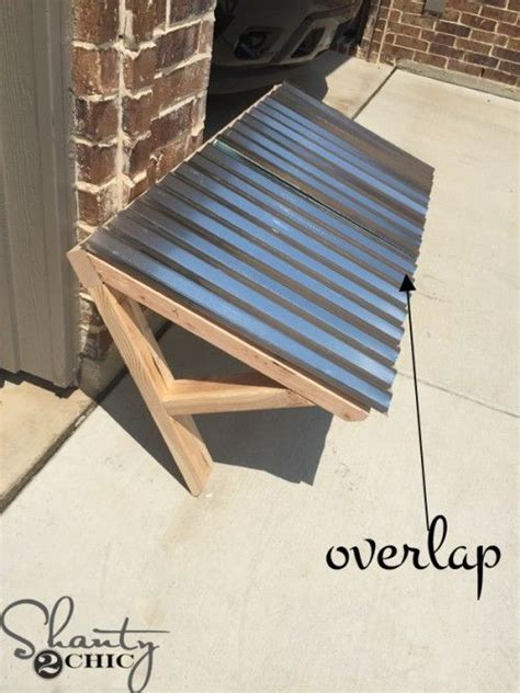 corrugated metal awning 98 best images about awnings on pinterest promotion