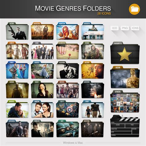 film anime genre action romance movie genres folders by limav on deviantart