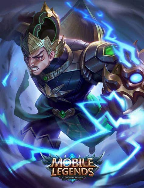 baru di mobile legend resmi asal indonesia gatot kaca hadir di mobile