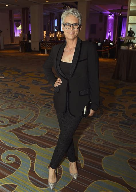 jamie lee curtis good morning america jamie lee curtis steps out in sparkly stilettos picture