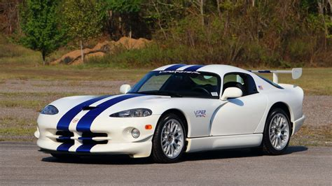 how to work on cars 1998 dodge viper lane departure warning 1998 dodge viper gts r 615 miles no 93 of 100 produced lot s215 kissimmee 2017 mecum