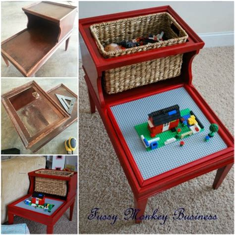 How To Build A Lego Table by Diy Lego Tables For Of All Ages