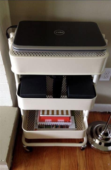 raskog hack diy mini laptop desk