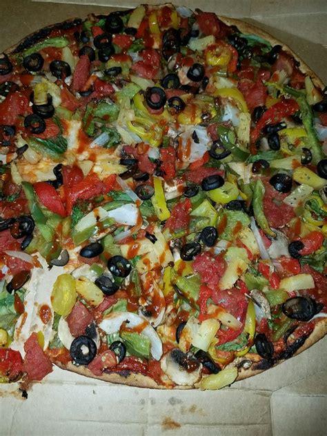 domino pizza vegan vegan thin crust no cheese veggie pizza i drizzled