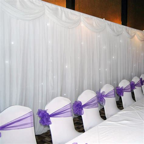 Wedding Backdrop Glasgow by Bespoke Touches Led Backdrops For Weddings In Glasgow