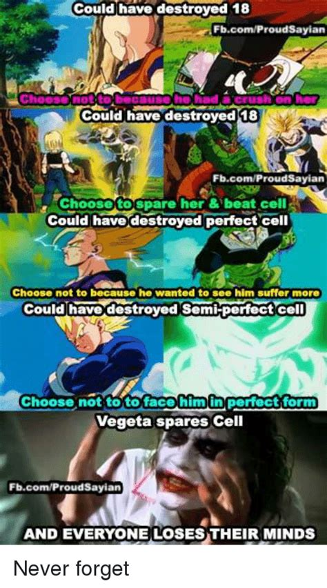 Perfect Cell Meme - ultra perfect cell www imgkid com the image kid has it
