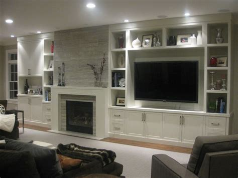 tv built in tv wall decor love the built in living room inspiration