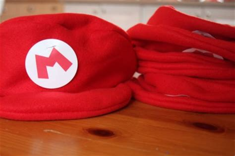 Beret Sewing Patterns My Sewing Patterns Mario Hat Template