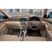 Toyota Corolla Sedan X MT 13 2004  Japanese Vehicle Specifications