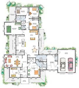 Australia Floor Plans paal kit homes nsw vic qld the franklin floor plan