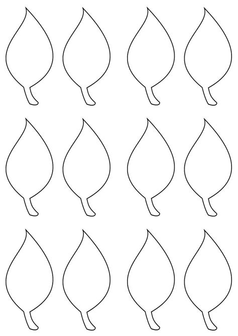 leaf template 1000 ideas about leaf template on templates