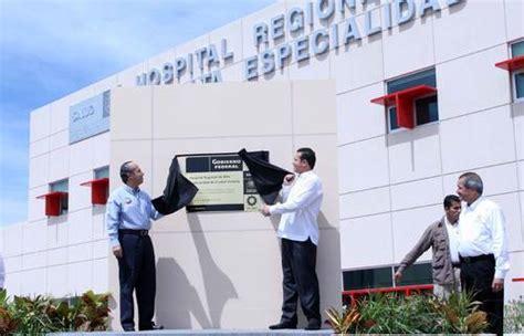 imagenes medicas hospital calderon la jornada inaugura calder 243 n hospital que a 250 n no tiene ni