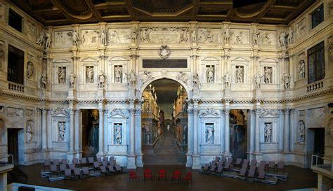 Vicenza Italy Design teatro olimpico