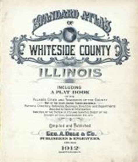 Whiteside County Search Whiteside County 1912 Illinois Historical Atlas