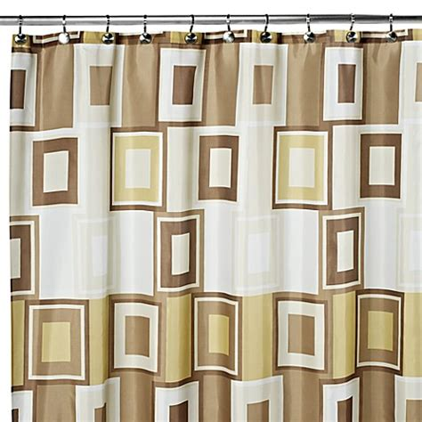 108 x 72 fabric shower curtain contempo 108 inch x 72 inch fabric shower curtain bed