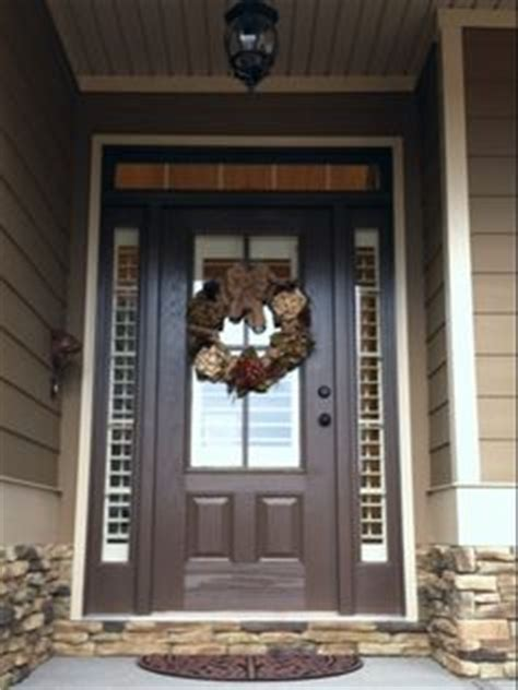 dark brown front door 1000 images about entry ideas for the house on pinterest