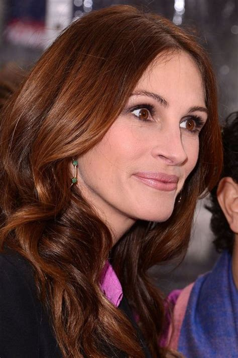 julia roberts red hair with highlights charting the 10 prettiest shades of auburn auburn