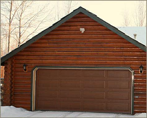 Alaska Garage Door Photos Residential Garage Doors Alaska Garage Door