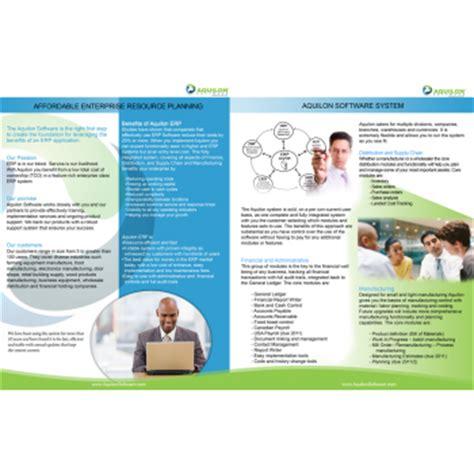 Software For Designing Brochures by Print Design Contests 187 Vancouver Enterprise Forum Vef