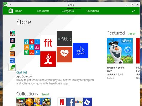 windows 10 app ui tutorial users want windows 10 metro apps to launch in full screen