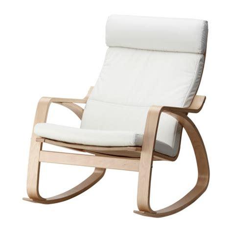 poang rocking chair fabric armchairs ikea