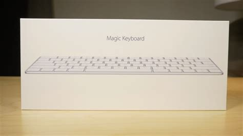 Magic Keyboard Rechargeable magic keyboard review streamlined and rechargeable but worth it