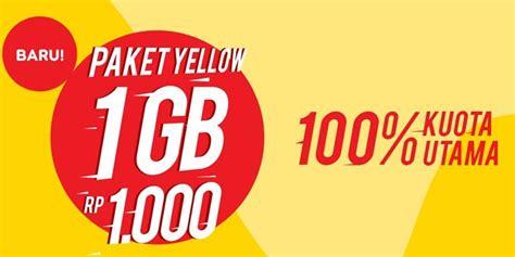 Paket Indosat cara berhenti paket yellow indosat im3 ooredoo kilat