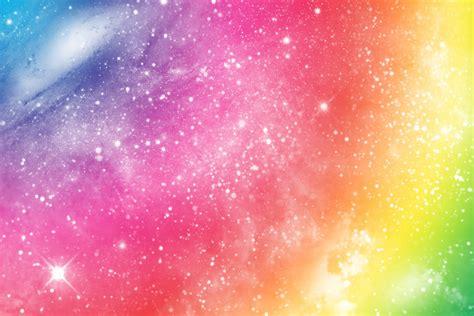 rainbow galaxy wallpaper hd rainbow space wallpaper by tsukinesara on deviantart