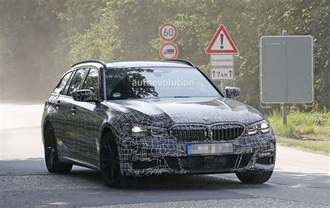 New Bmw 3 Series Touring 2020 by 2020 Bmw 3 Series Touring Looks Excellent Interior Spied