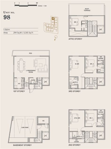cluster house floor plan kaleido cluster house showflat hotline 61001778