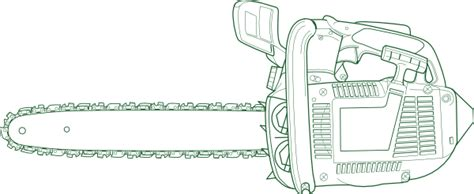 chain saw clip art at clker com vector clip art online