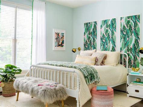 girls bedroom design ideas hgtv