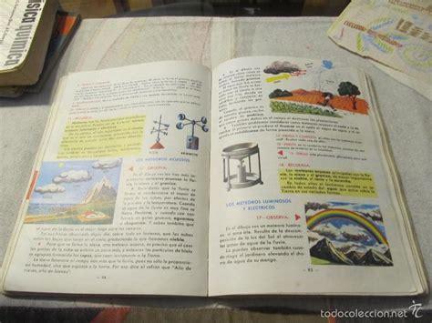 libros de texto antiguos m69 antiguo libro de texto 6 186 curso naturales e comprar