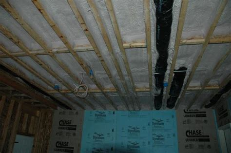 Garage Ceiling Insulation Board by Insulation Air Sealing Middleton Green Home