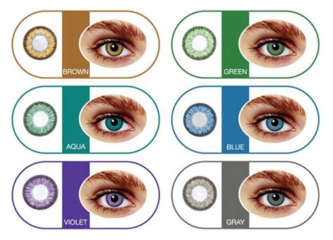 prescription colored contacts for astigmatism safety tips for prescription colored contact lenses