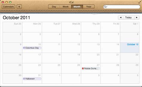 Okay Open My Calendar How Do I Ical Sync With My Icloud Calendar Ask