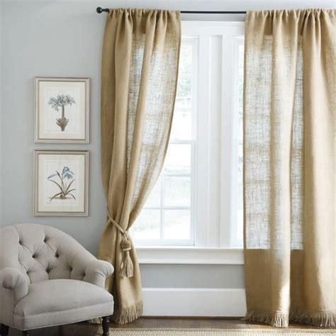dry cleaning drapes at home 17 best ideas about burlap drapes on pinterest burlap