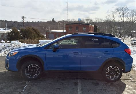 subaru crossover 2016 blog post review 2016 subaru crosstrek 2 0i premium