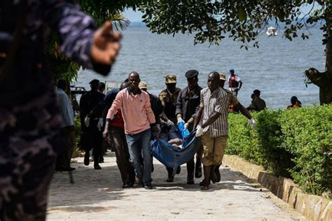 boat cruise capsized on lake victoria day 3 search continues for 60 missing on lake victoria