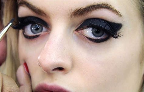 heavy eyeliner makeup look mugeek vidalondon