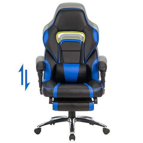 ergonomic gaming computer desk office ergonomic high back racing reclining computer gaming