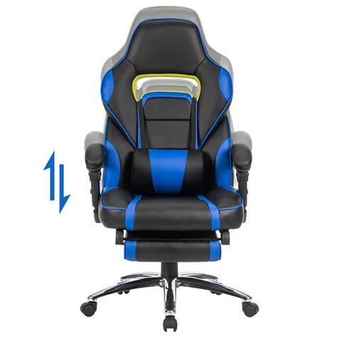 Belleze Racing Reclining Executive Chair ergonomic high back racing reclining computer gaming executive office desk chair ebay