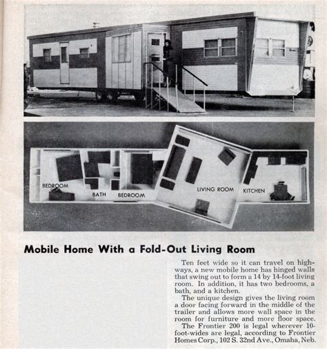 Marlette Homes Floor Plans by Vintage Mobile Homes Throwback Thursday Issue 2