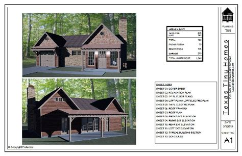 Covered Front Porch Plans new design plan 783