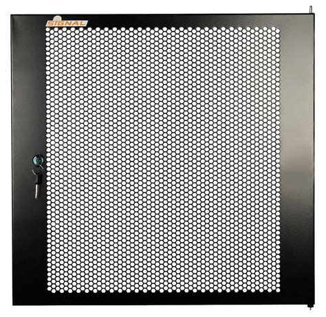 Perforated Cabinet Doors Perforated Metal Door For Hanging Rack 12u Cabinet Rack Cabinets
