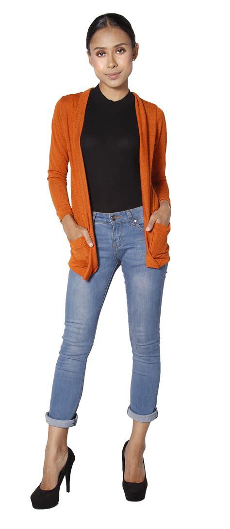 Pakaian Atasan Wanita Overall Blue fashion pusat fashion untuk wanita jual fashion muslim